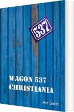 wagon 537 christiania - bog