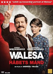 walesa - håbets mand - DVD
