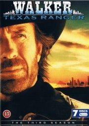 walker texas ranger - sæson 3 - DVD