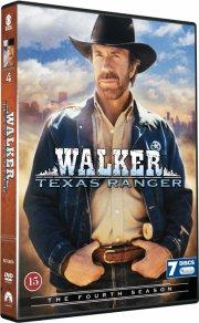 walker texas ranger - sæson 4 - DVD