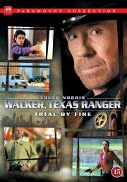 walker texas ranger: trial by fire - DVD