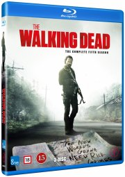 the walking dead - sæson 5 - Blu-Ray