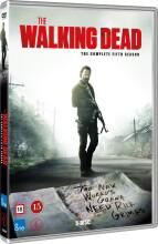 the walking dead - sæson 5 - DVD