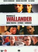 wallander - vol. 1 - DVD