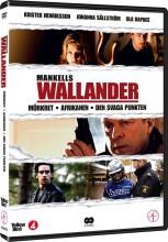wallander - vol. 2 - DVD