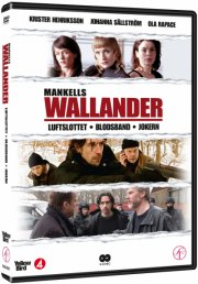 wallander - vol. 4 - DVD
