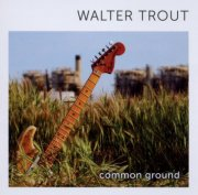 walter trout - common ground - cd