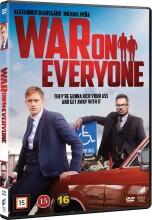 war on everyone - DVD