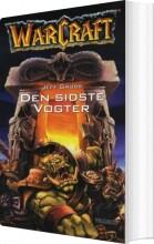 warcraft: den sidste vogter - bog
