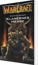 warcraft: klanernes herre - bog