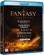 warcraft // snow white and the huntsman dracula untold // seventh son // 47 ronin // the scorpion king - Blu-Ray