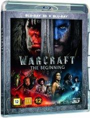 warcraft: the beginning  - 3D+2D Blu-ray