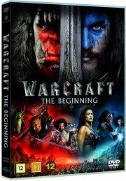 warcraft: the beginning - DVD