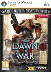 warhammer 40.000: dawn of war ii (2) game of the year - PC