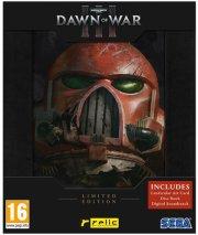 warhammer 40,000: dawn of war iii (3) - limited edition - PC