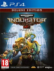 warhammer 40,000: inquisitor - martyr - deluxe edition - PS4
