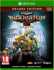 warhammer 40,000: inquisitor - martyr - deluxe edition - xbox one