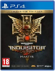 warhammer 40,000: inquisitor - martyr - imperium edition - PS4