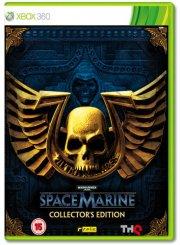 warhammer 40.000: space marine collectors edition - xbox 360