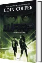 w.a.r.p. 3: evighedsmanden - bog