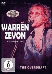 warren zevon - the overdraft live 1982 - DVD