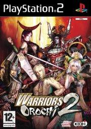 warriors orochi 2 - PS2