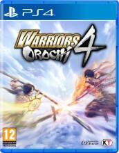 warriors orochi 4 - PS4