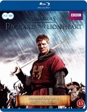 heroes and villains - warriors - richard the lionheart - Blu-Ray