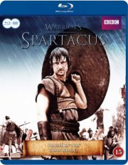 heroes and villains - warriors - spartacus  - BLU-RAY+DVD