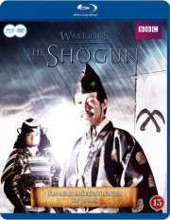 heroes and villains - warriors - the shogun  - BLU-RAY+DVD