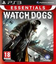 watch dogs (essentials) - PS3