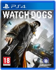 watch dogs - dansk udgave - PS4