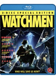 watchmen - Blu-Ray