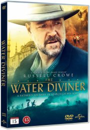 the water diviner - 2014 - DVD