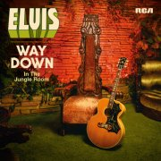 elvis presley - way down in the jungle room - cd