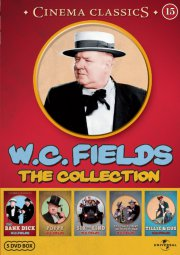 w.c. fields the collection - DVD