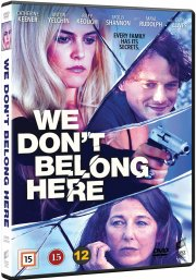 we don't belong here - DVD
