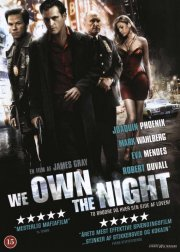 we own the night - DVD