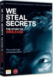 we steal secrets: the story of wikileaks - DVD