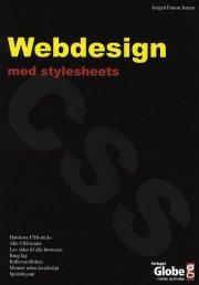 webdesign med stylesheets - bog