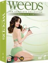 weeds - den komplette serie - DVD