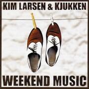 kim larsen og kjukken - weekend music - Vinyl / LP