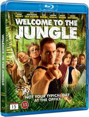 welcome to the jungle - Blu-Ray