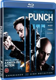 welcome to the punch - Blu-Ray