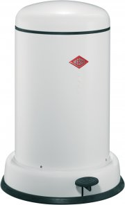 wesco pedalspand / skraldespand - baseboy 15 liter - hvid - Til Boligen