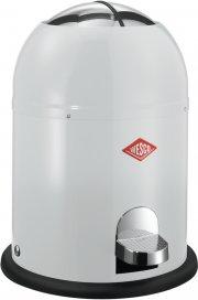 wesco pedalspand / toiletspand - single master skraldespand - hvid - Til Boligen