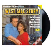kanawa/carreras/bernstein - west side story - highlights - Vinyl / LP
