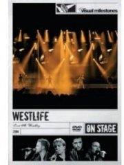 westlife - live at wembley 2006 - DVD