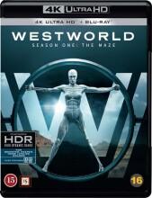 westworld - sæson 1 - hbo - Blu-Ray