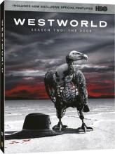 westworld - sæson 2 - hbo - DVD
